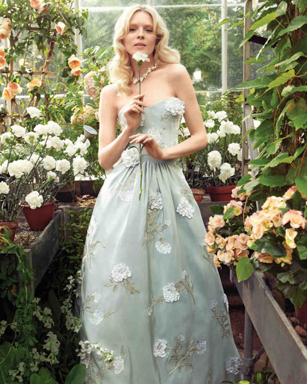 Floral Wedding Dress: Wedding Dresses Inspired By Flowers