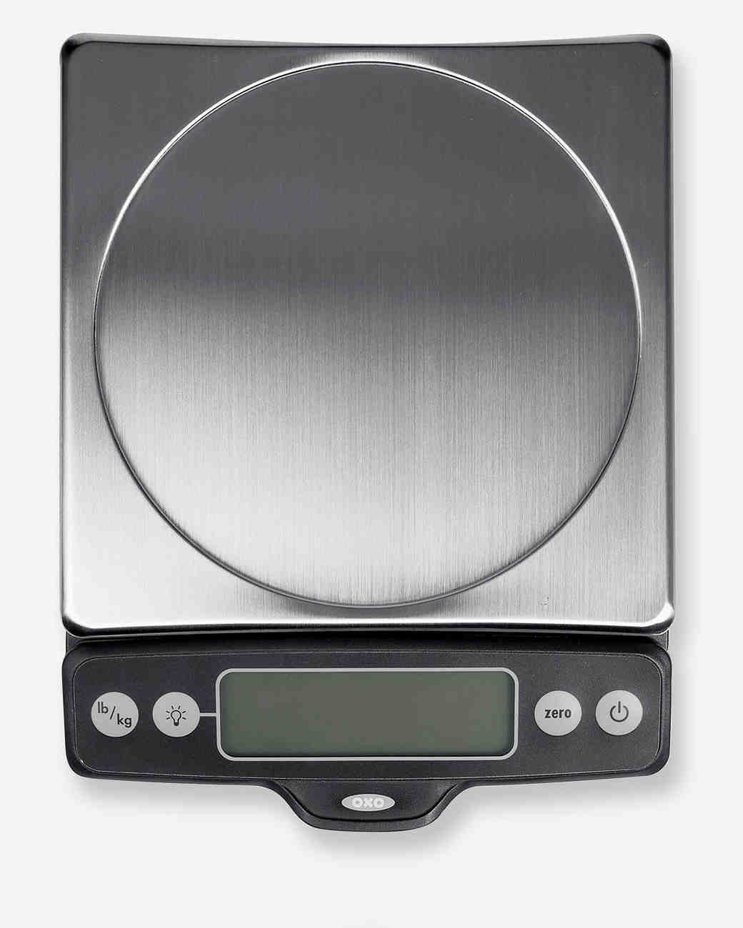 oxo digital food scale