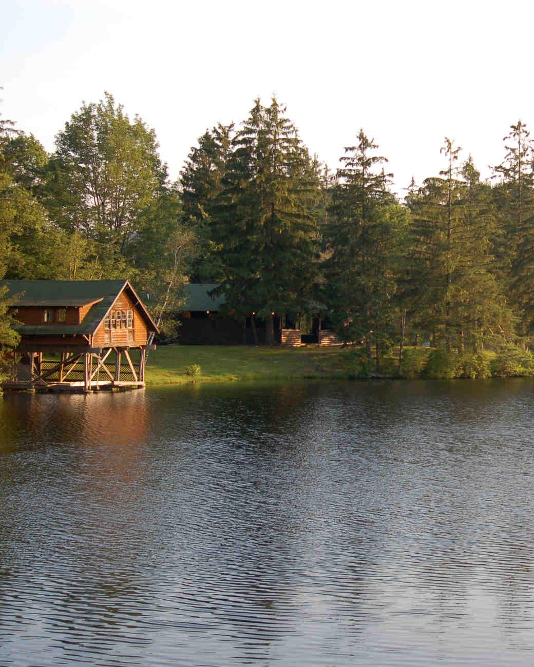 Plan a Wedding at Cedar Lakes Estate, an Upscale Former Summer Camp