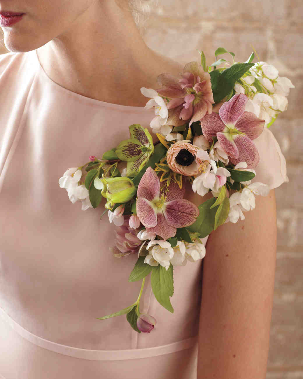 Wedding Flowers Corsage Ideas