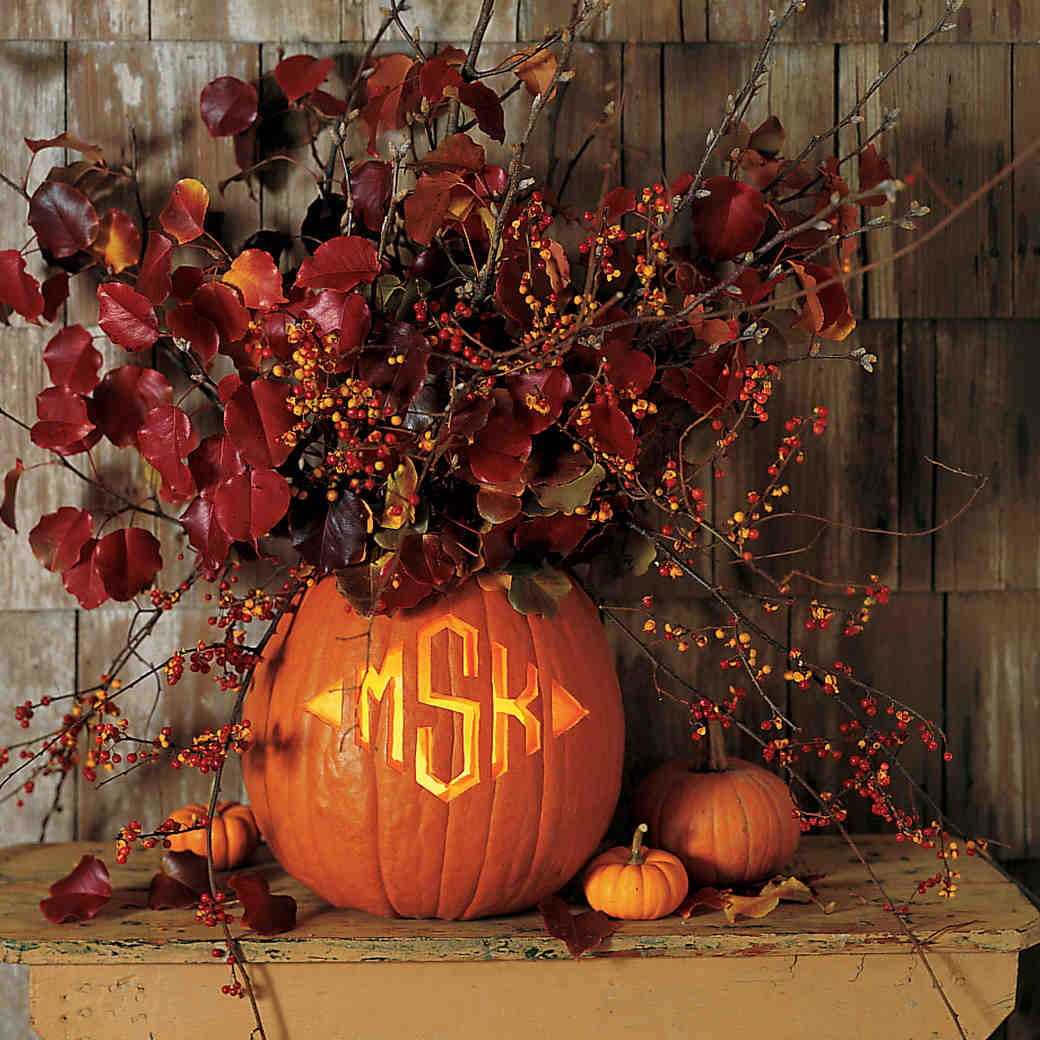 8 Pumpkin Décor Ideas for Fall Weddings