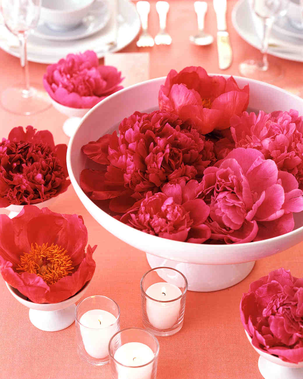 Peony inspired wedding ideas martha stewart weddings