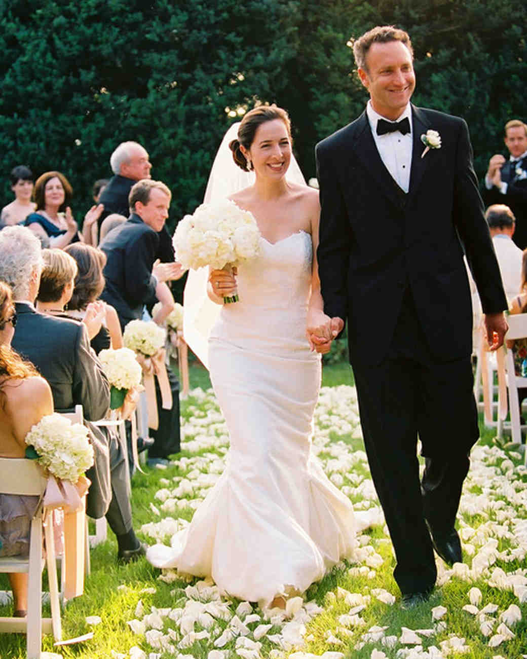 A Formal Tent Wedding in Virginia