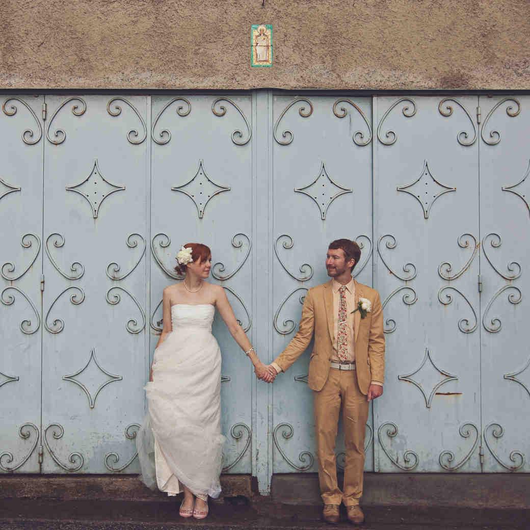 A Whimsical DIY Destination Wedding in Italy
