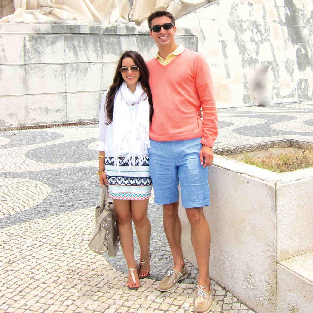 Shari and Michael's Portugal Honeymoon