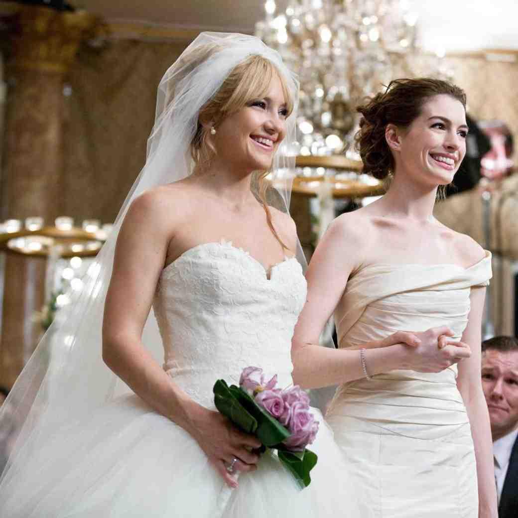 Watch: Your Favorite Movie Wedding Scenes in 4 Minutes