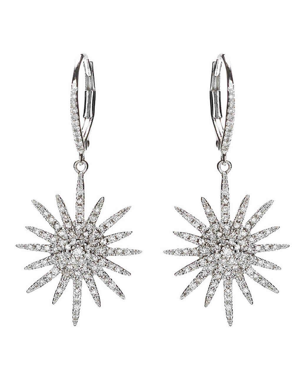 starburt earrings
