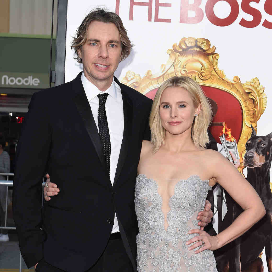 Kristen Bell Opens Up About Her Marriage to Dax Shepard