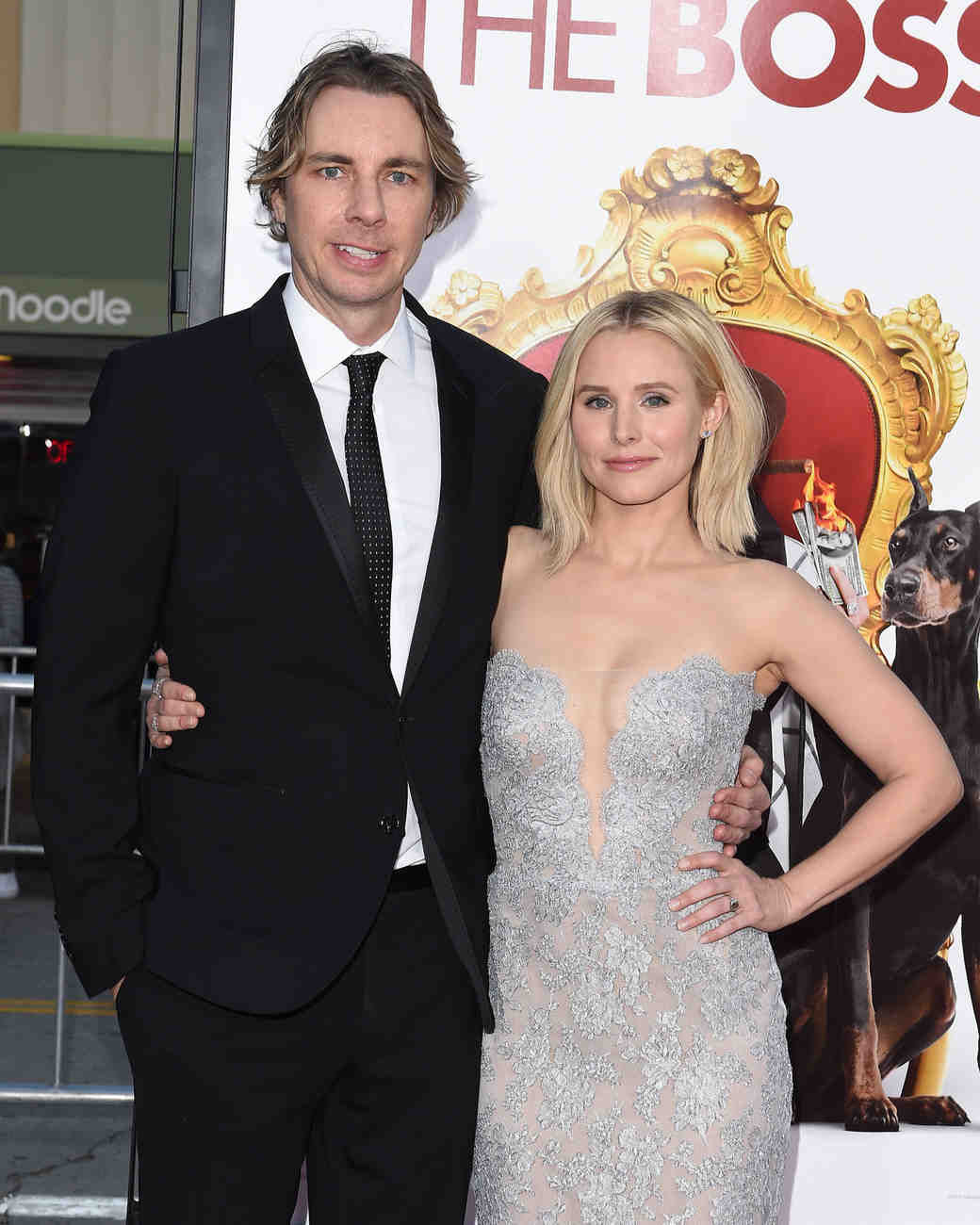 kristen bell wedding ring: Martha Stewart Weddings
