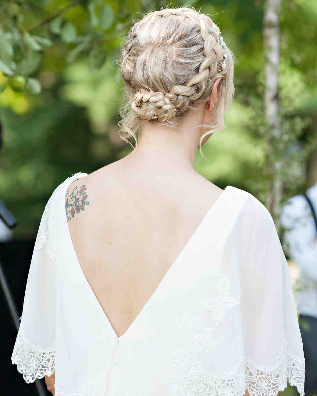 Wedding Hairstyle With Braids: 29 Cool Wedding Hairstyles For The Modern Bride