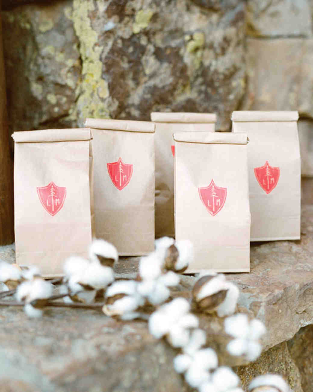 Snack Bag Favors