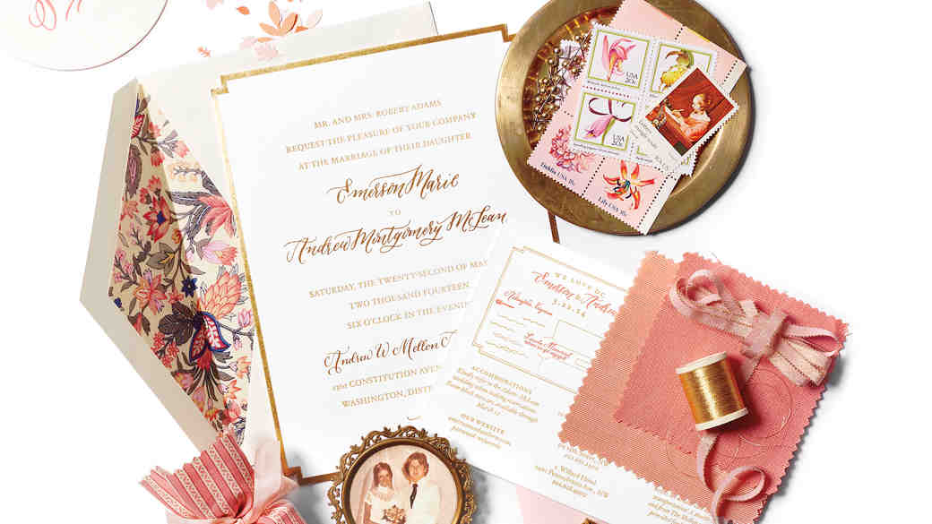 25 Easy Ways To Personalize Your Wedding