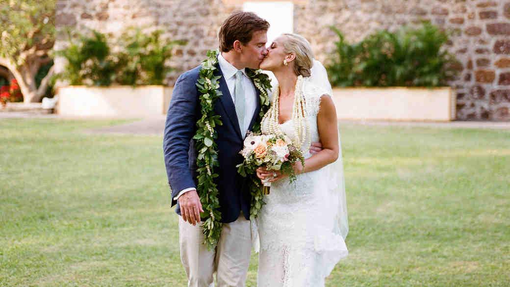 A Traditional Hawaiian Destination Wedding in Maui