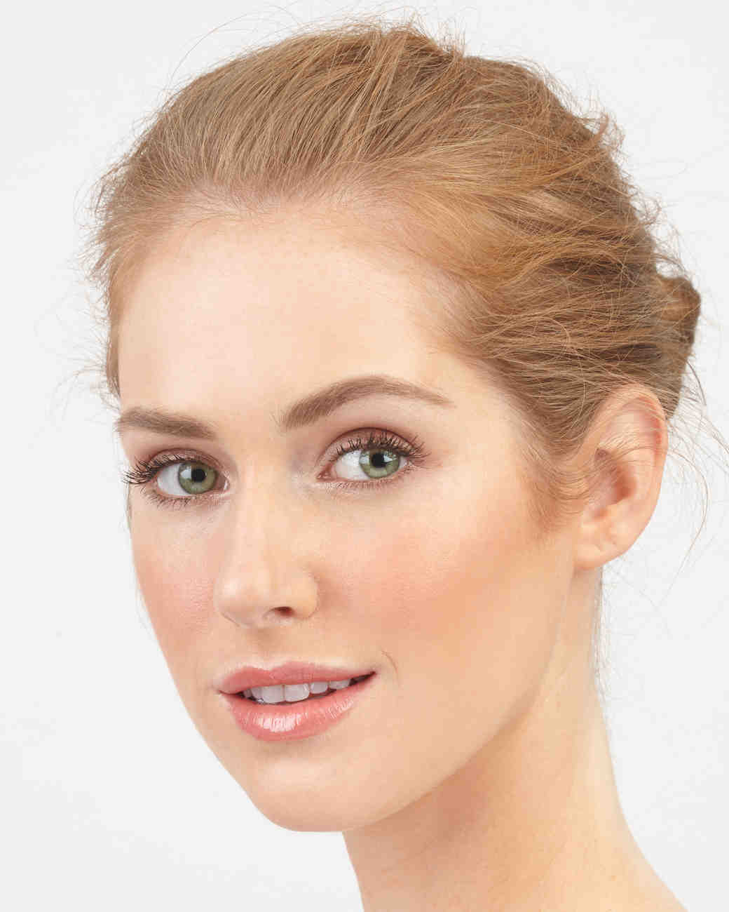 Natural Wedding Makeup Looks For Your Big Day Martha Stewart