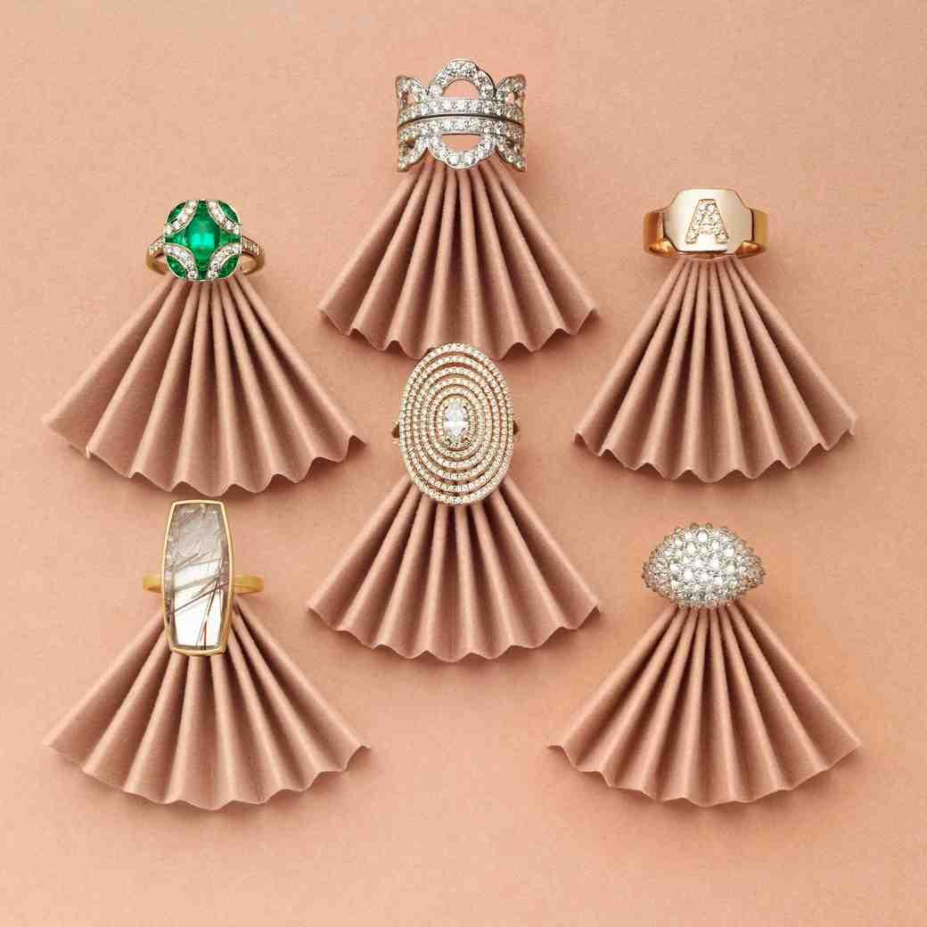 Variety of Rings