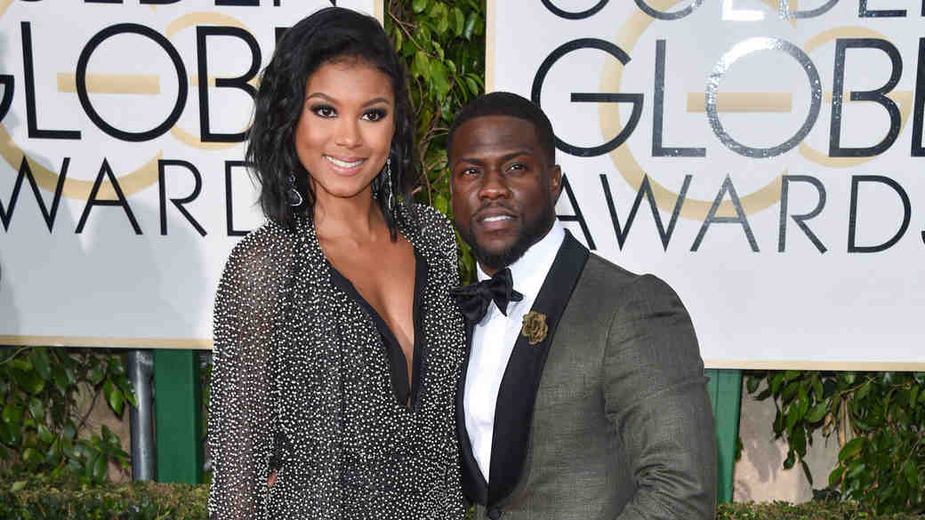 Kevin Hart's Fiancée Eniko Parrish's Bridal Shower Theme Is #Goals