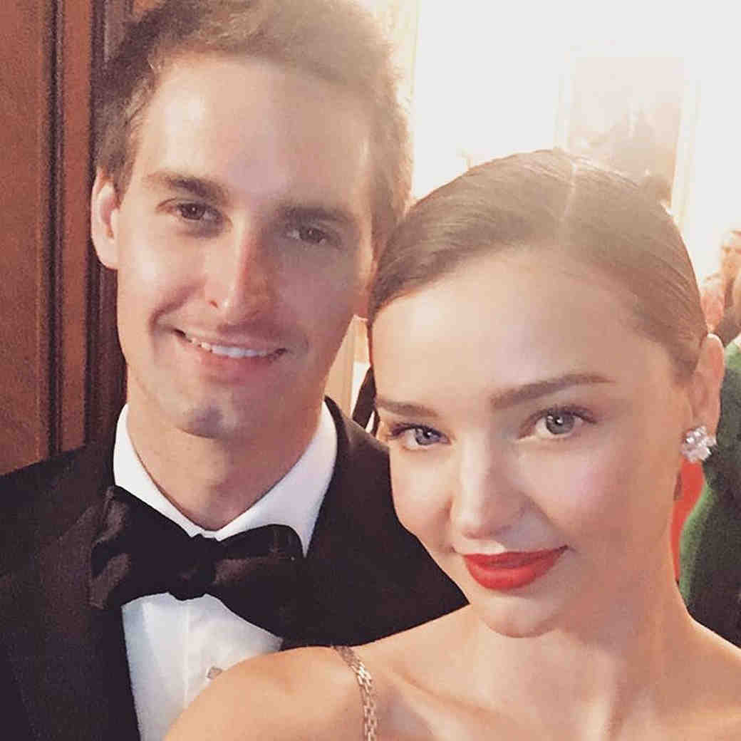 Miranda Kerr Finally Reveals Some of Her Wedding Plans