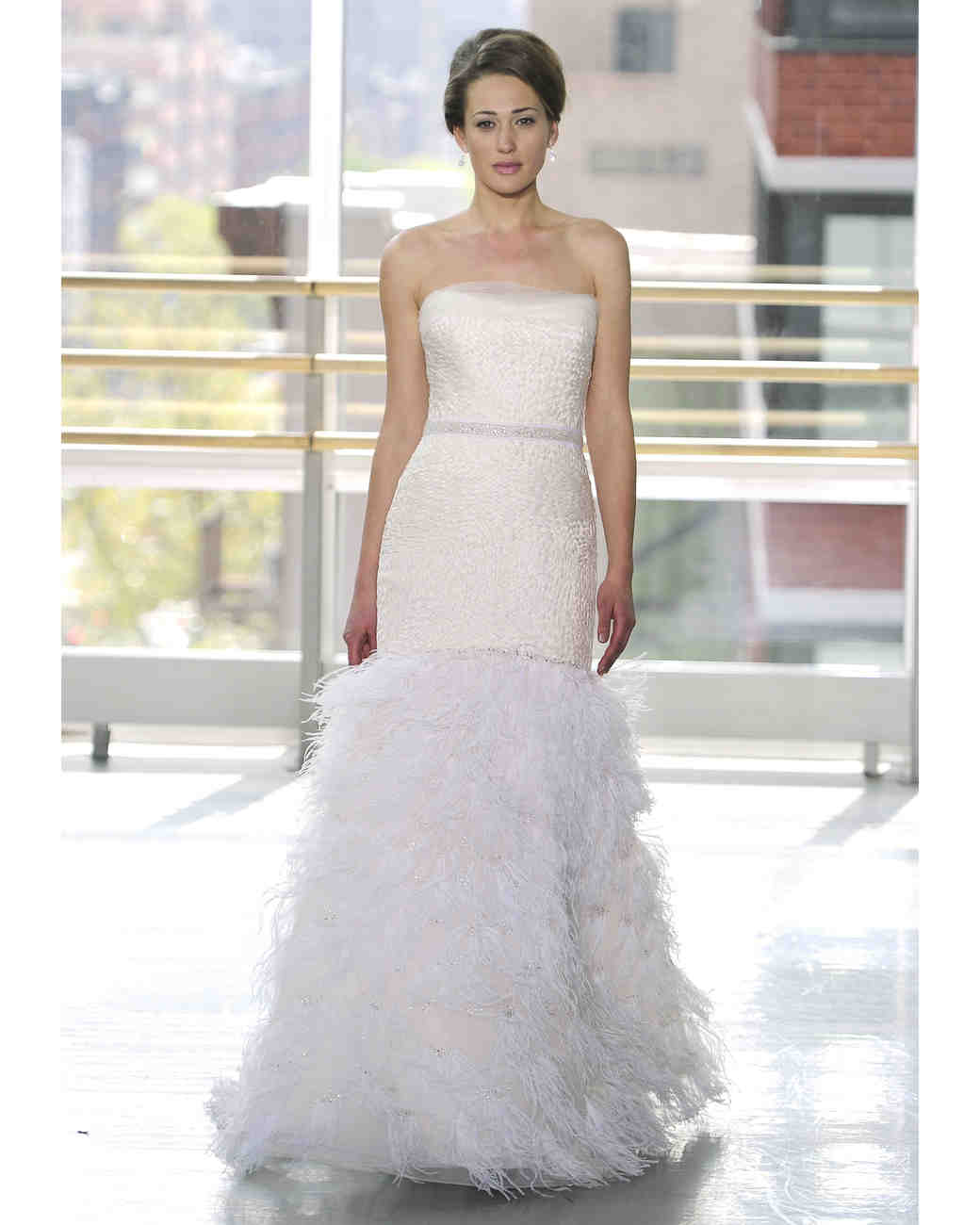 Trumpet Wedding Dresses from Spring 2013 Bridal Fashion