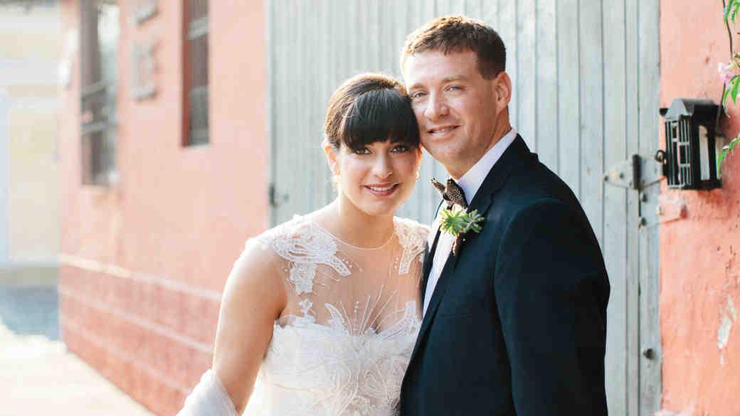 Amanda and Jared's Destination Wedding in Guatemala
