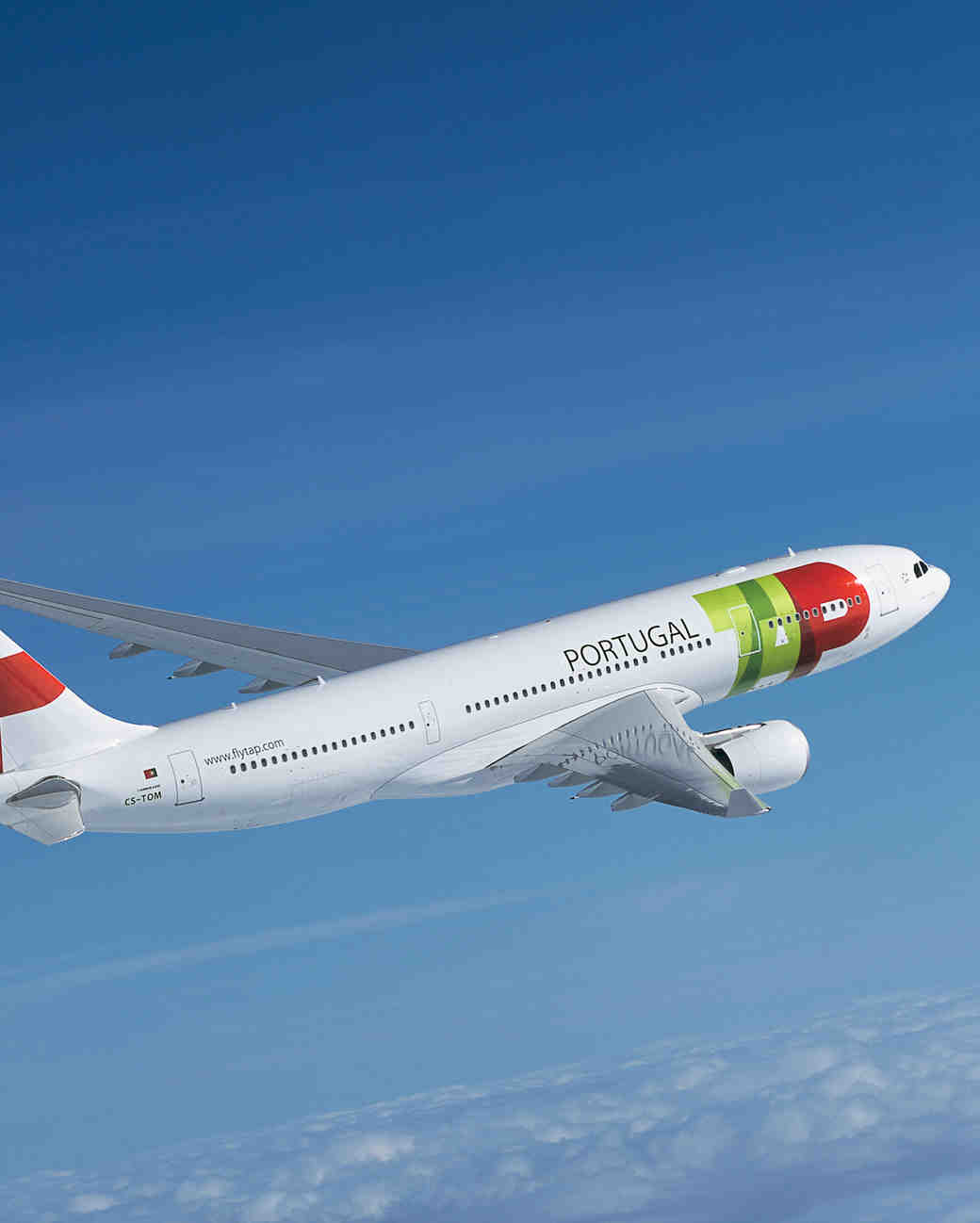 TAP Portugal Airplane