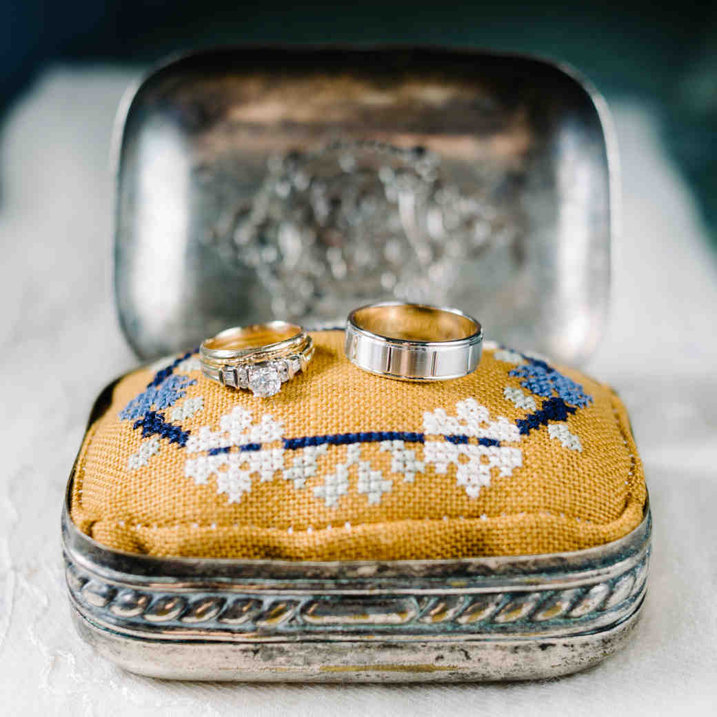 10 Wedding Ring Box Ideas for Converting a Holder Into a Keepsake