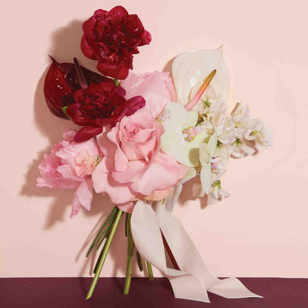 blush berry bouquet