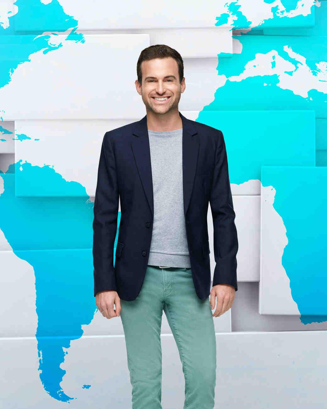 "Brandon Presser of Bravo's New Show ""Tour Group"" Shares His Best Travel Advice"