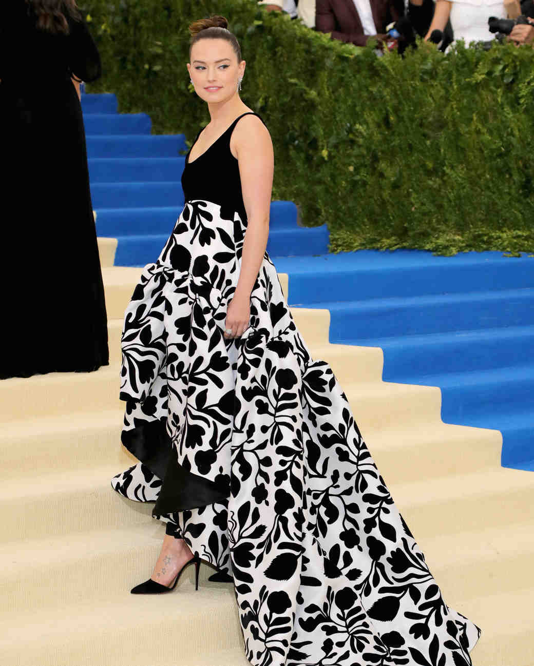 Daisy Ridley Met Gala 2017 Dress