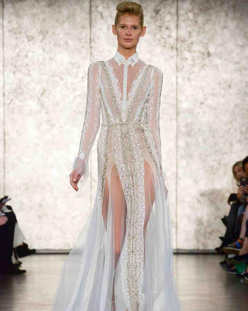 truly zac posen wedding dresses fall zac posen wedding dresses Inbal Dror Fall Wedding Dress Collection