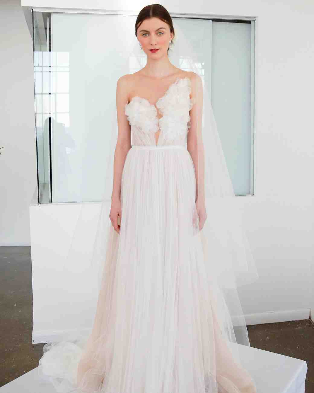 Marchesa Spring 2017 Wedding Dress Collection | Martha Stewart ...