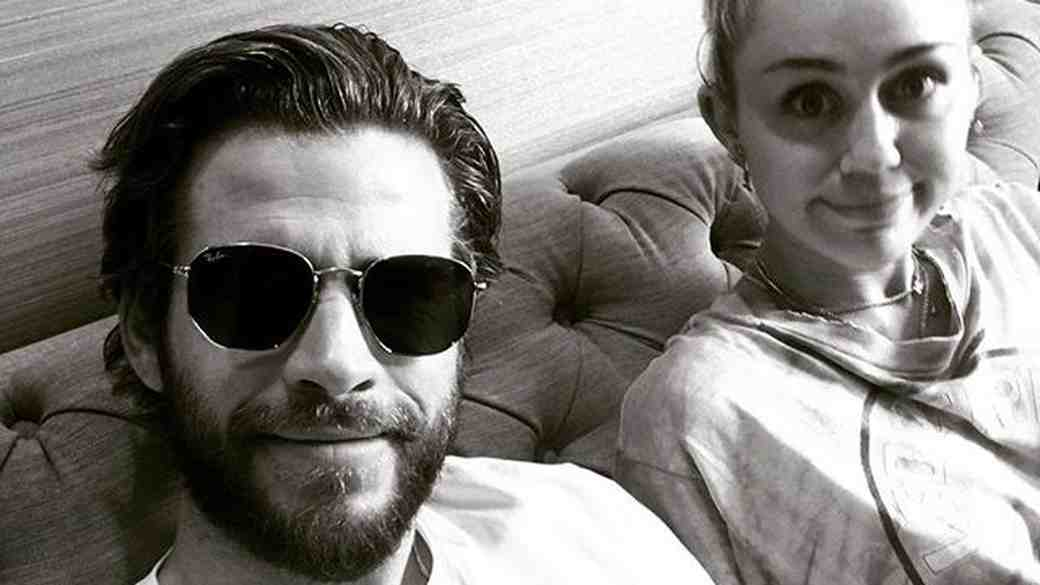 Is Liam Hemsworth Wearing a Promise Ring?