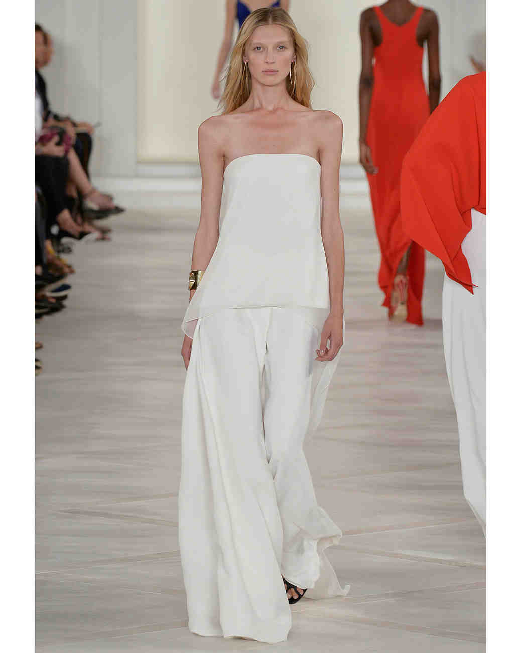 The dress and beyond - Ralph Lauren Collection Spring 2016