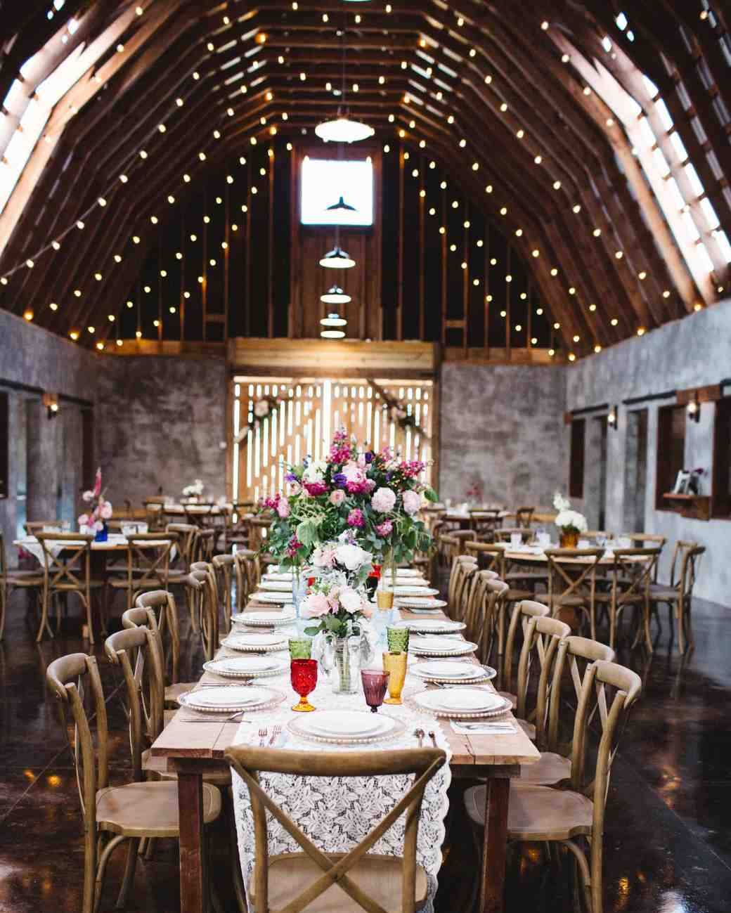Barn Weddings: 44 Great Wedding Reception Venues On The East Coast