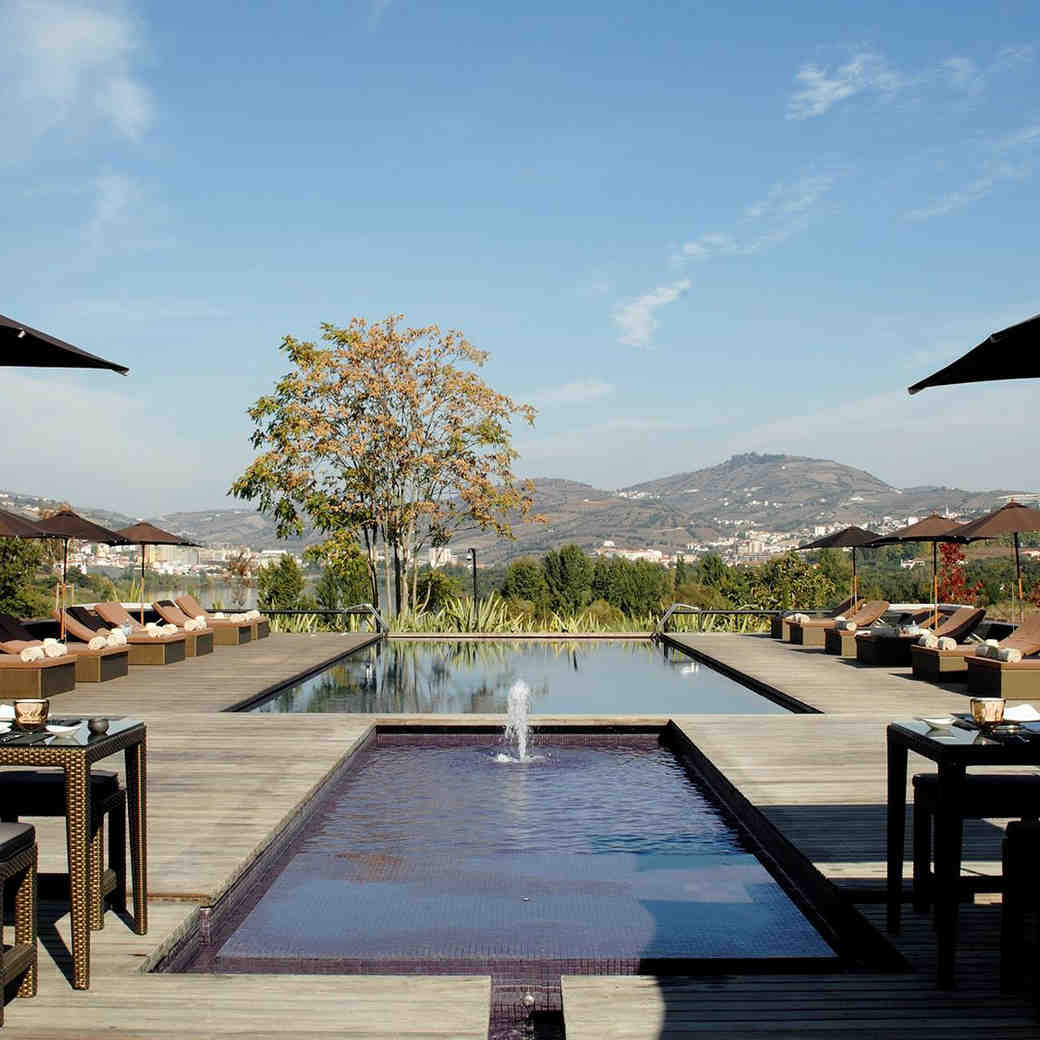 The Coolest Hotel Pools for Your Honeymoon