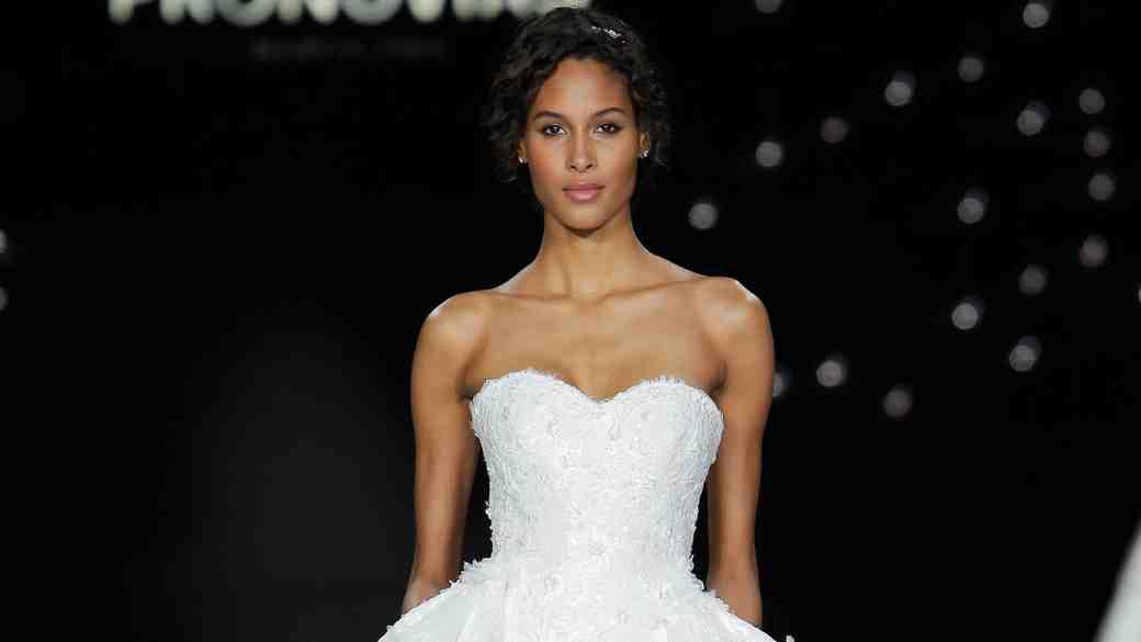 Pronovias Spring 2017 Wedding Dress Collection