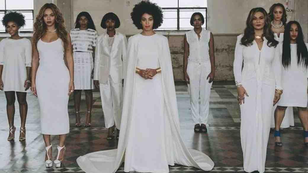 Celeb MOB look - Tina Knowles
