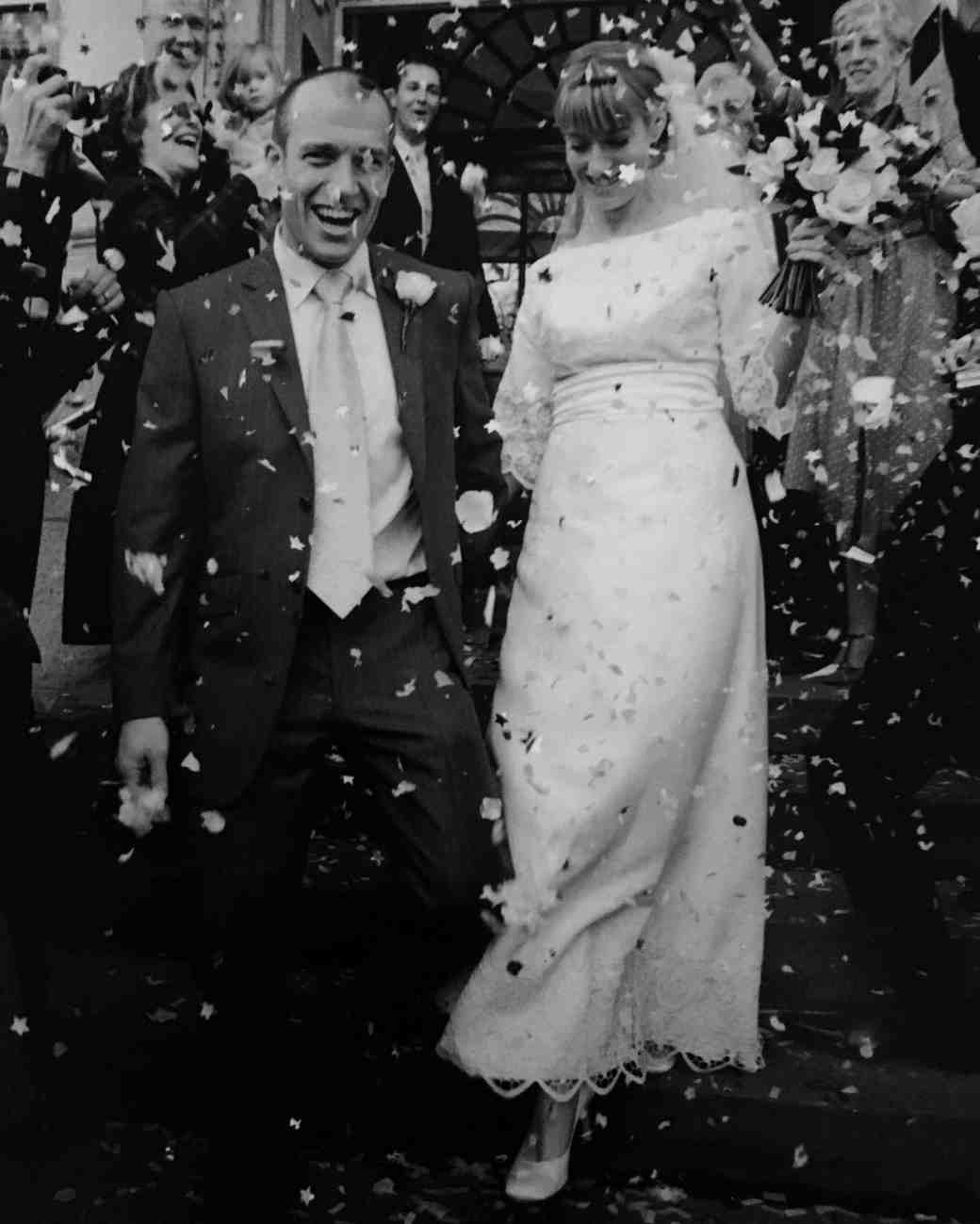 Charlie Brear Wedding Photo