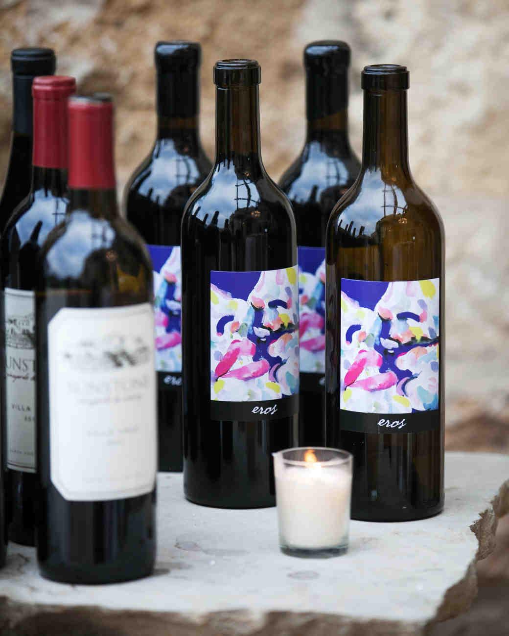 mini moon pop a bottle wine