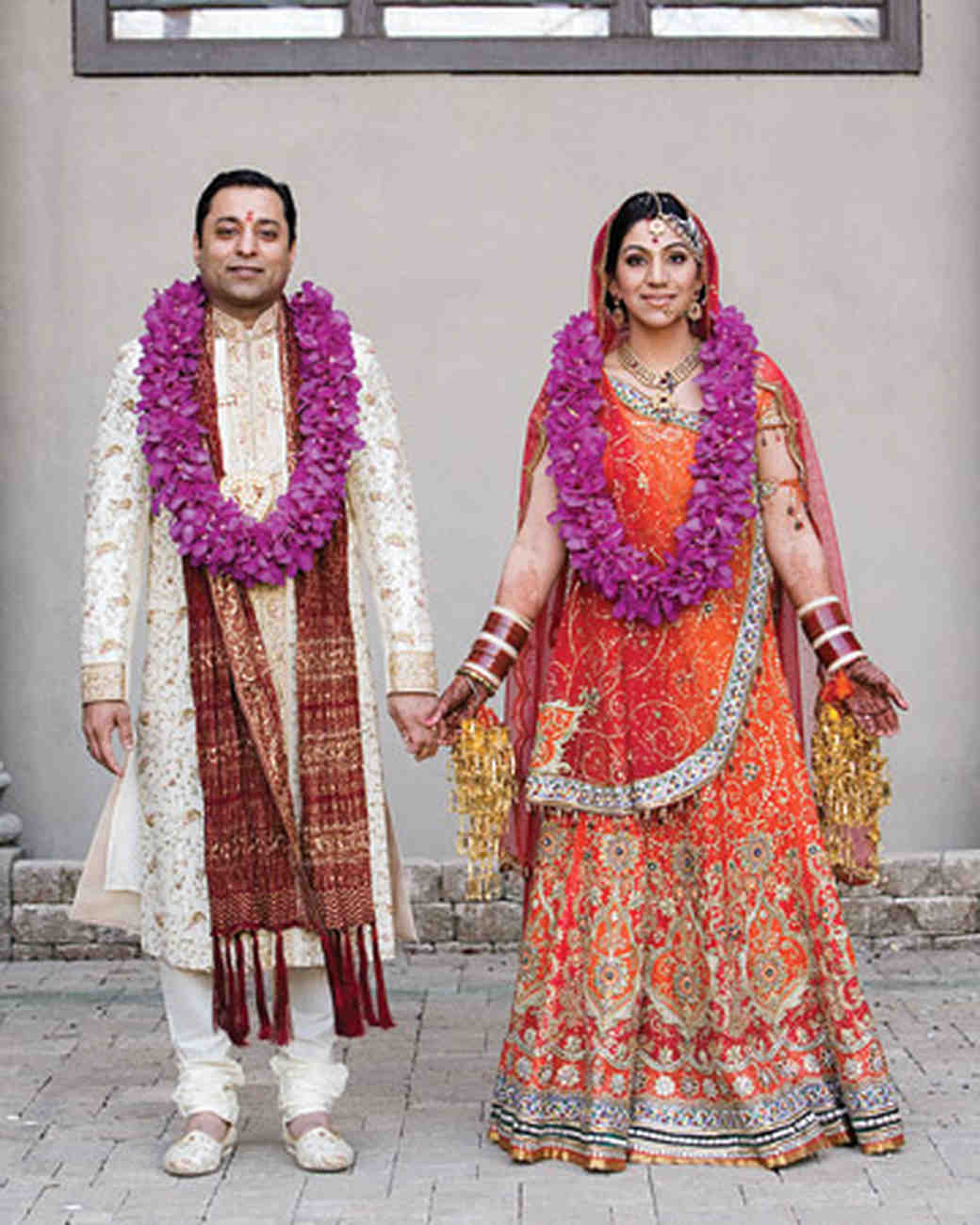 A Vibrant Traditional Hindu Destination Wedding in Canada