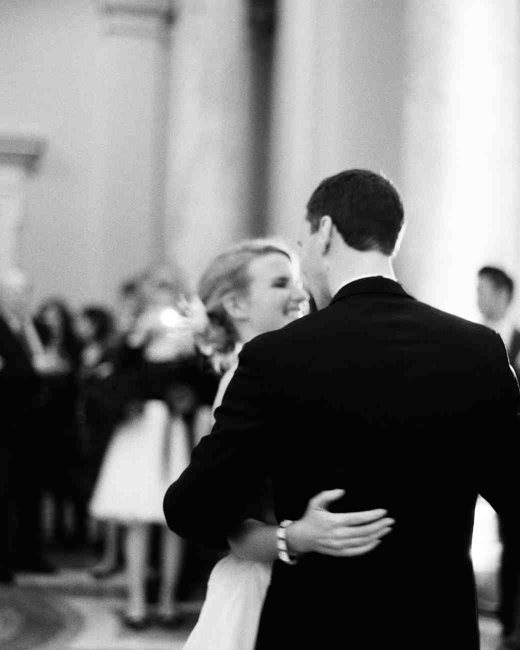 A Formal Christmastime Wedding In Washington, D.C