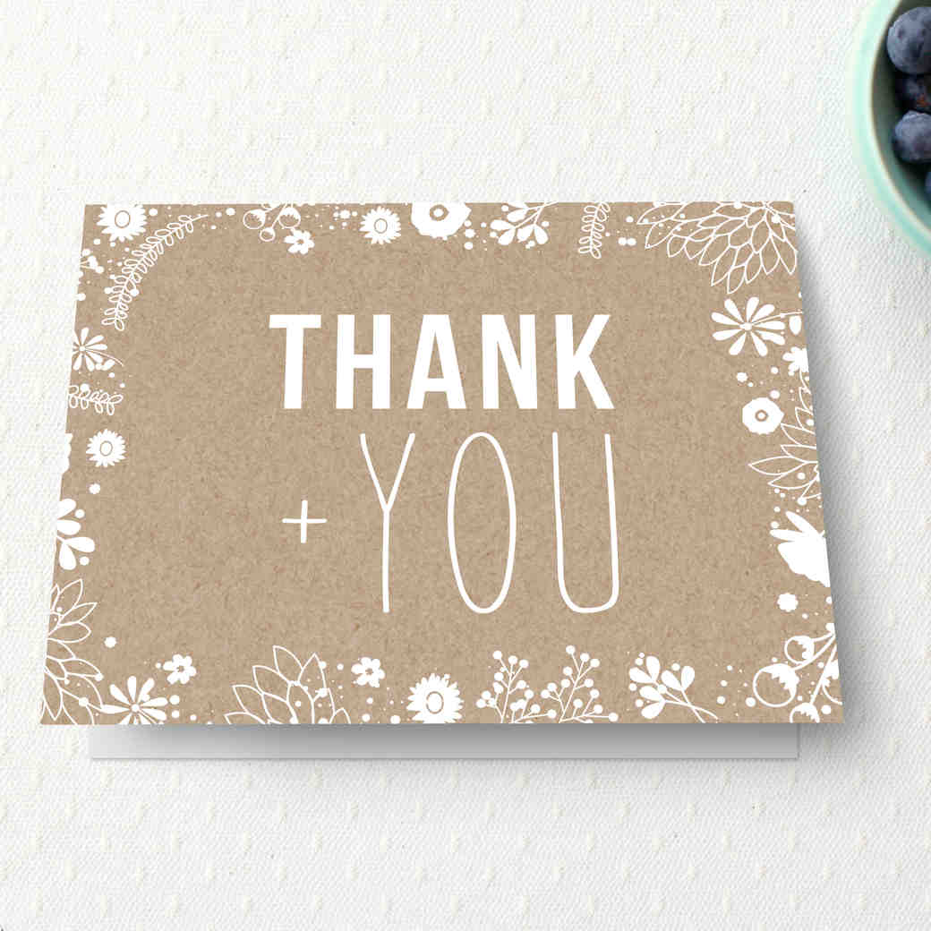How to Make Thank-You Note Writing Painless