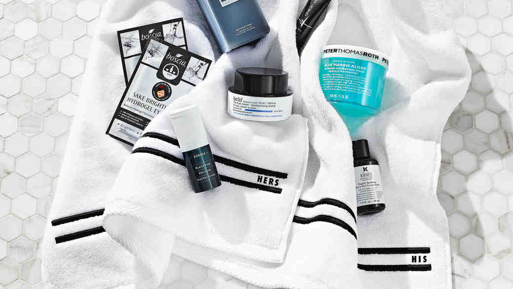 unisex beauty products