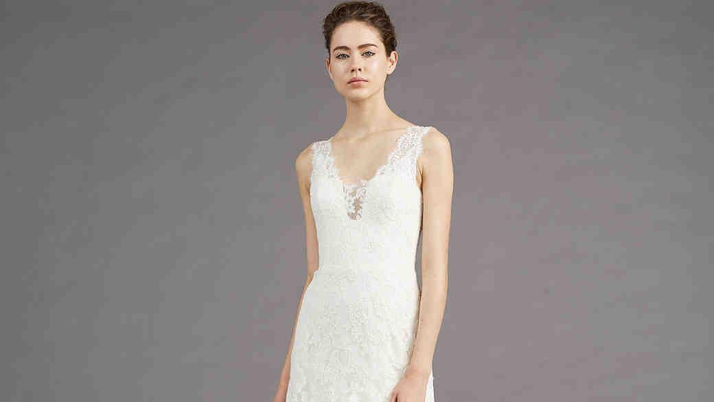 Amsale Wedding Dress