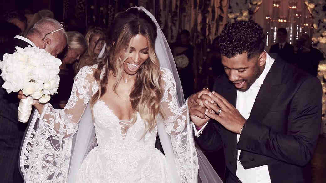 Russell Wilson Reveals His Favorite Wedding Moment With Ciara