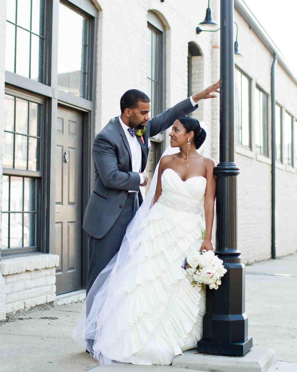 A Harlem Renaissance-Inspired Wedding In Richmond