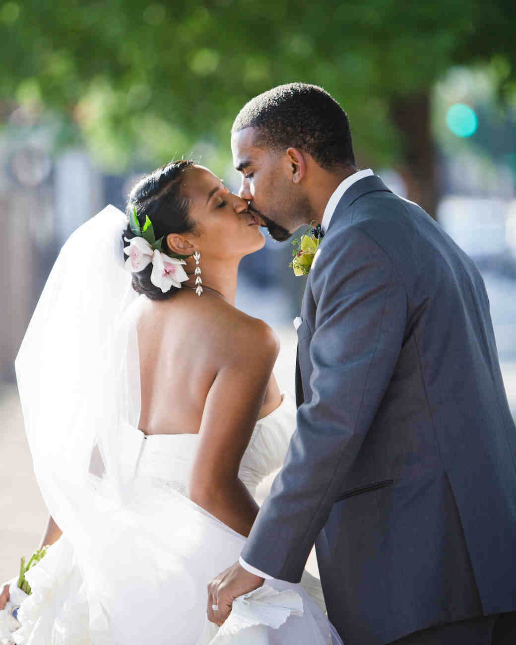 A Harlem Renaissance-Inspired Wedding In Richmond
