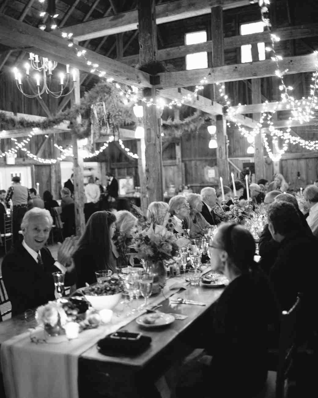 Fall Rustic Barn Weddings