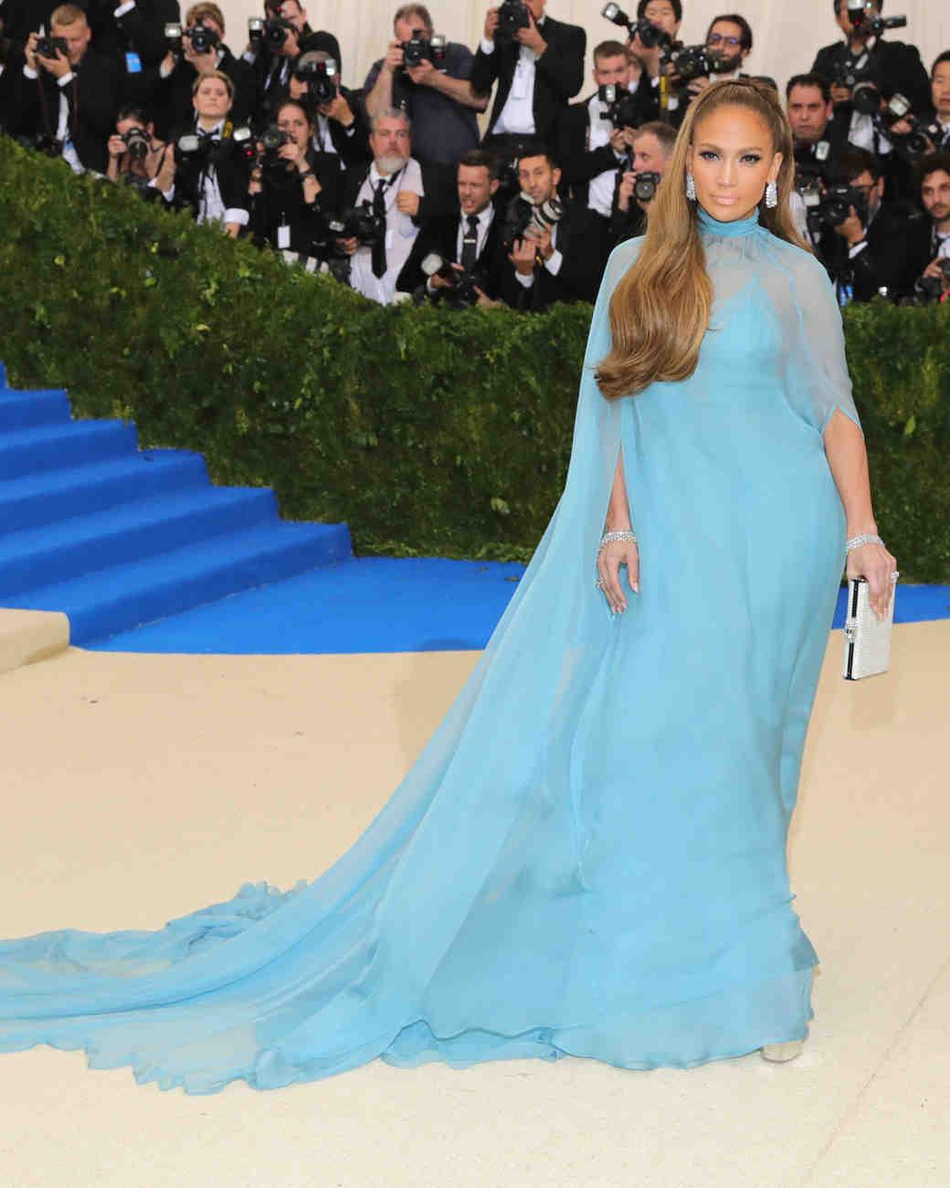 Jennifer Lopez Met Gala 2017 Dress