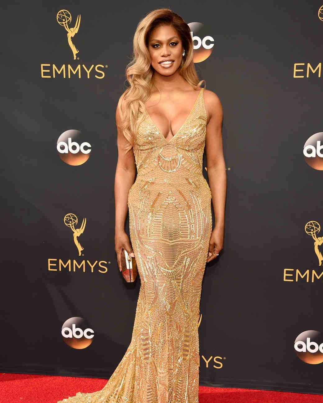 Laverne Cox Emmy Awards 2016