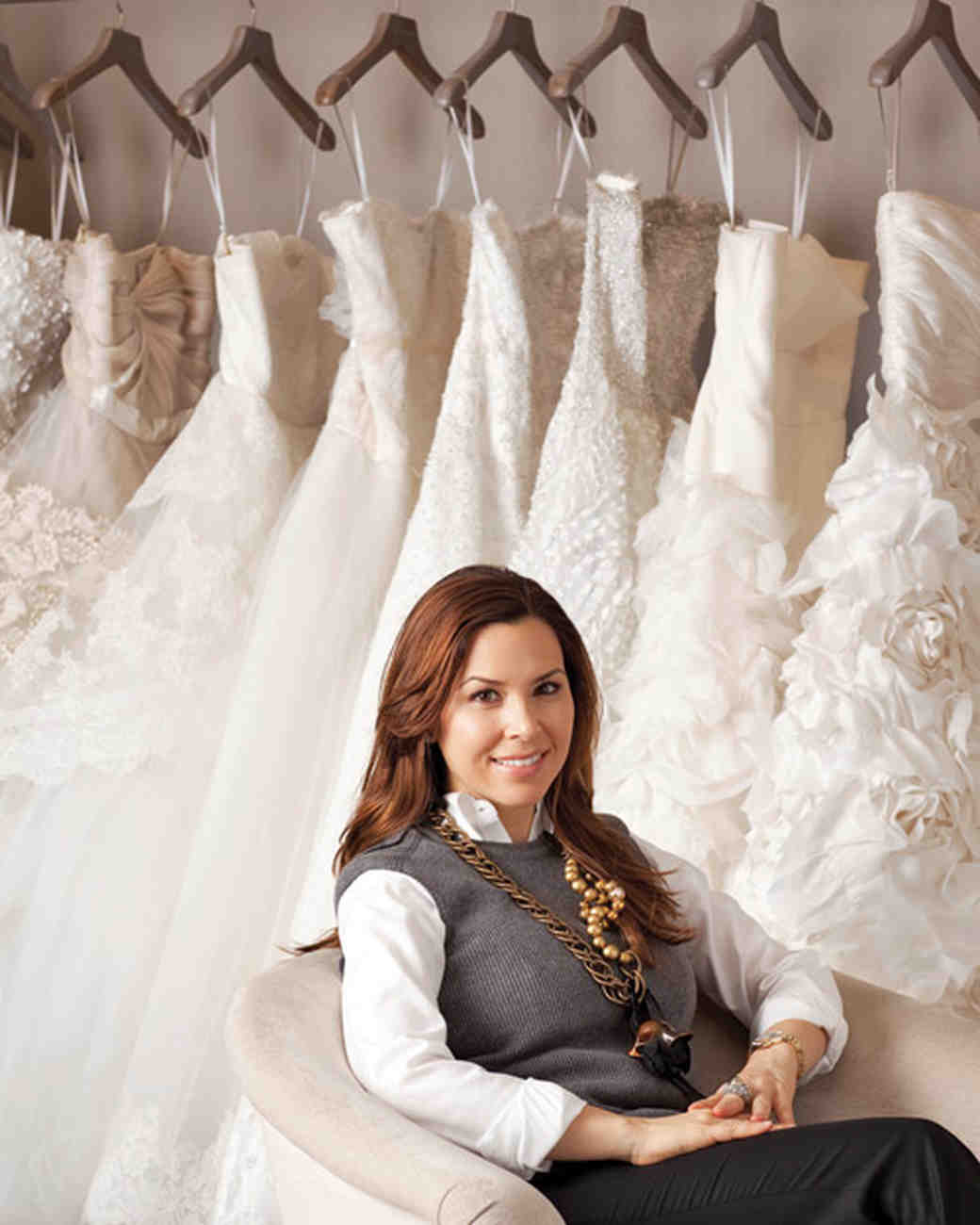 Monique Lhuillier's Surefire Shopping Tips For Buying The